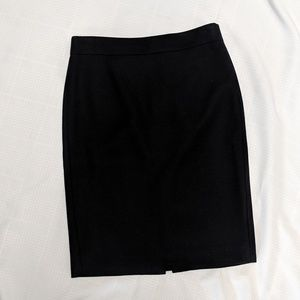 J. Crew No. 2 Pencil 100% Wool Skirt Lined - 10